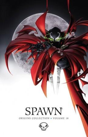 SPAWN ORIGINS VOLUME 18 GRAPHIC NOVEL