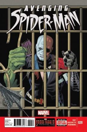 AVENGING SPIDER-MAN #20 (2011 SERIES)