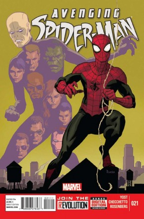 AVENGING SPIDER-MAN #21 (2011 SERIES)