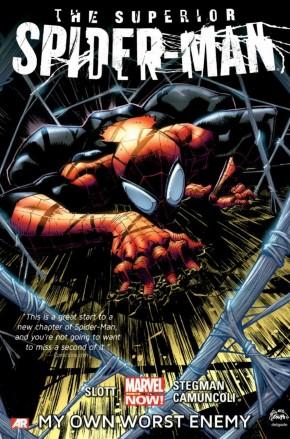 SUPERIOR SPIDER-MAN VOLUME 1 MY OWN WORST ENEMY GRAPHIC NOVEL