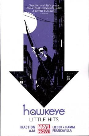 HAWKEYE VOLUME 2 LITTLE HITS GRAPHIC NOVEL