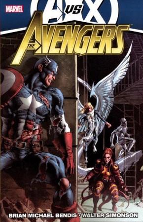 AVENGERS BY BRIAN MICHAEL BENDIS VOLUME 4 GRAPHIC NOVEL
