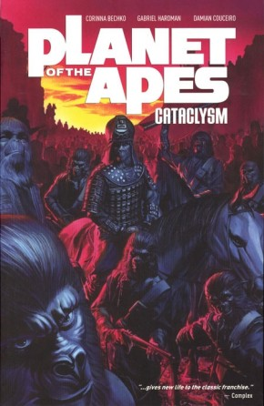 PLANET OF THE APES CATACLYSM VOLUME 1 GRAPHIC NOVEL