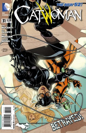 CATWOMAN #31 (2011 SERIES)