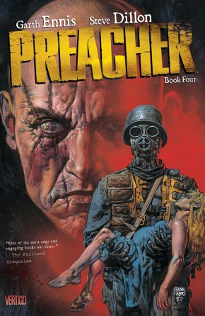 PREACHER BOOK 4 GRAPHIC NOVEL