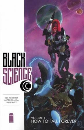 BLACK SCIENCE VOLUME 1 HOW TO FALL FOREVER GRAPHIC NOVEL