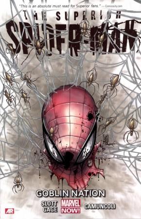 SUPERIOR SPIDER-MAN VOLUME 6 GOBLIN NATION GRAPHIC NOVEL