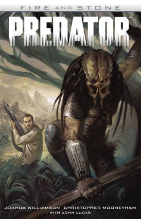 PREDATOR FIRE AND STONE GRAPHIC NOVEL