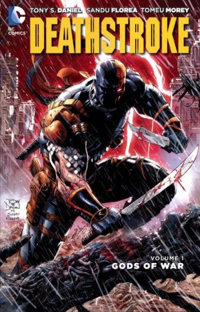DEATHSTROKE VOLUME 1 GODS OF WAR GRAPHIC NOVEL
