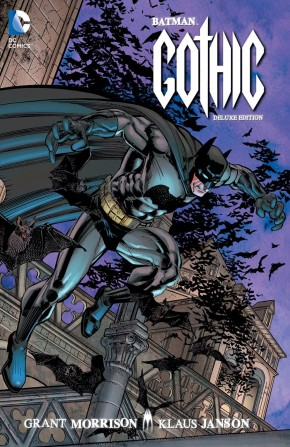 BATMAN GOTHIC DELUXE EDITION HARDCOVER