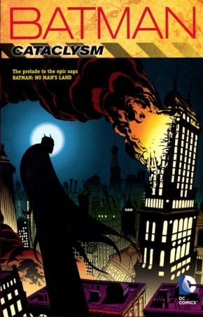 BATMAN CATACLYSM GRAPHIC NOVEL