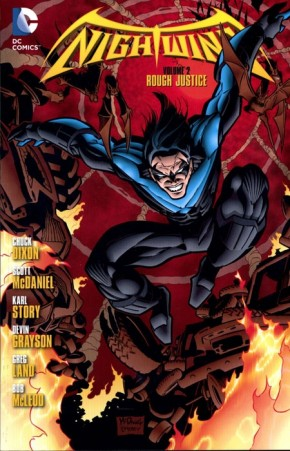 NIGHTWING VOLUME 2 ROUGH JUSTICE GRAPHIC NOVEL