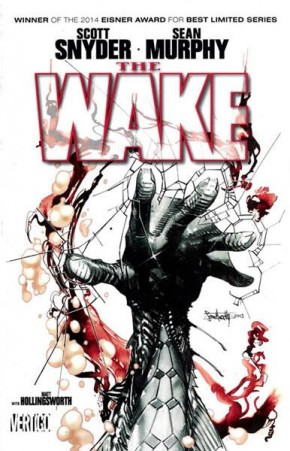 THE WAKE GRAPHIC NOVEL