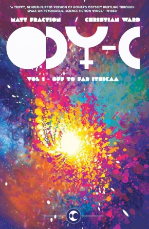 ODYC VOLUME 1 OFF TO FAR ITTHICAA GRAPHIC NOVEL