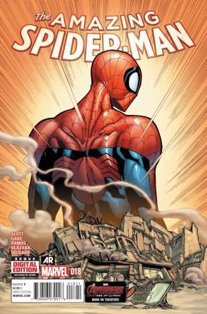 AMAZING SPIDER-MAN #18 (2014 SERIES)