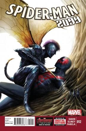SPIDER-MAN 2099 #12 (2014 SERIES)