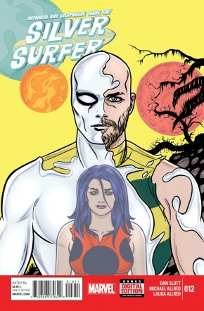 SILVER SURFER #12 (2014 SERIES)