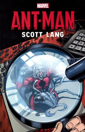 ANT-MAN SCOTT LANG GRAPHIC NOVEL