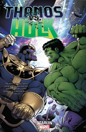 THANOS VS HULK GRAPHIC NOVEL