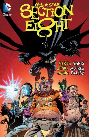 ALL STAR SECTION EIGHT GRAPHIC NOVEL