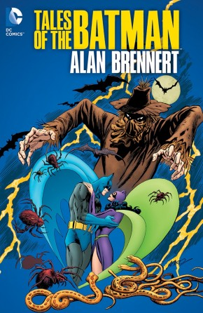 TALES OF THE BATMAN ALAN BRENNERT HARDCOVER