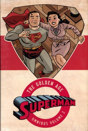 SUPERMAN THE GOLDEN AGE OMNIBUS VOLUME 2 HARDCOVER