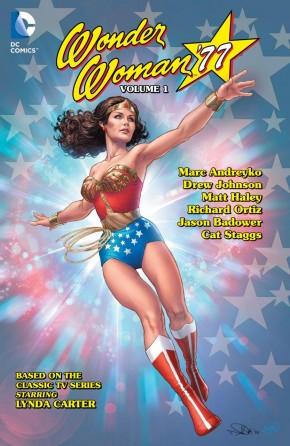 WONDER WOMAN 77 VOLUME 1 GRAPHIC NOVEL