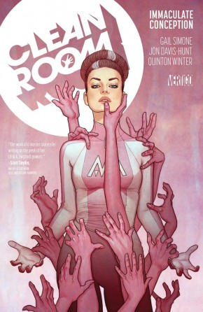 CLEAN ROOM VOLUME 1 IMMACULATE CONCEPTION GRAPHIC NOVEL