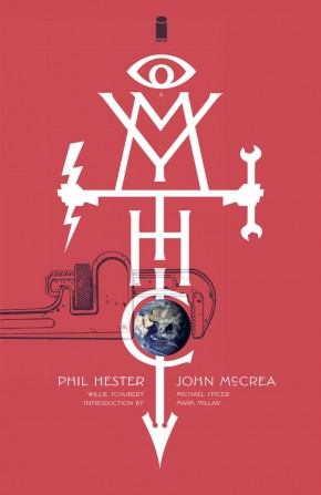 MYTHIC VOLUME 1 GRAPHIC NOVEL