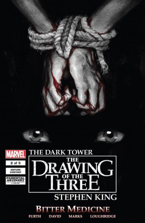 DARK TOWER THE DRAWING OF THE THREE BITTER MEDICINE #2
