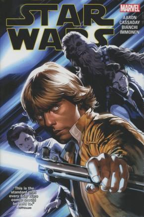 STAR WARS VOLUME 1 HARDCOVER IMMONEN DM VARIANT COVER