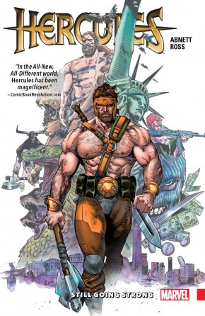 HERCULES VOLUME 1 STILL GOING STRONG GRAPHIC NOVEL