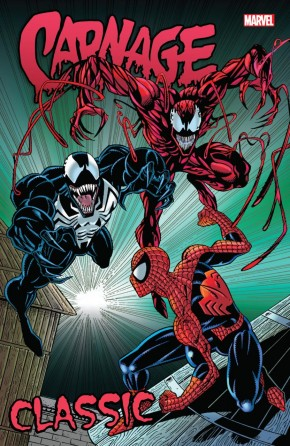 CARNAGE CLASSIC GRAPHIC NOVEL