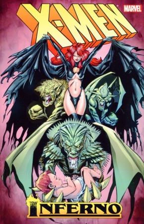 X-MEN VOLUME 2 INFERNO GRAPHIC NOVEL