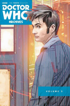 DOCTOR WHO 10TH DOCTOR ARCHIVES OMNIBUS VOLUME 3 GRAPHIC NOVEL