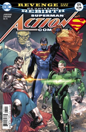 ACTION COMICS #979 (2016 SERIES)