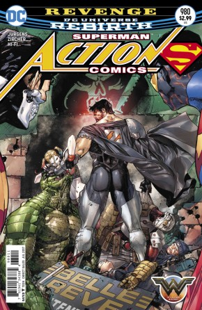 ACTION COMICS #980 (2016 SERIES)