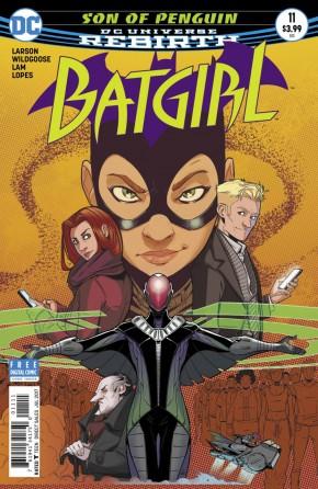 BATGIRL #11 (2016 SERIES)