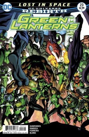 GREEN LANTERNS #23 (2016 SERIES)