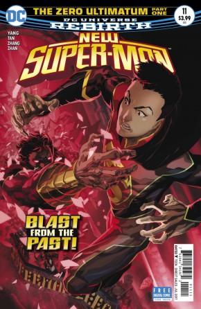 NEW SUPER MAN #11