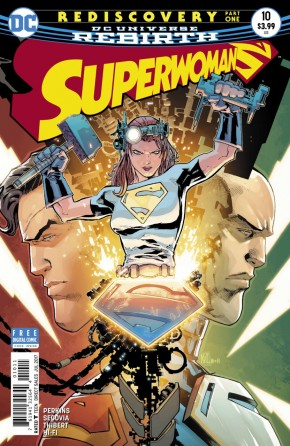 SUPERWOMAN #10 (2016 SERIES)