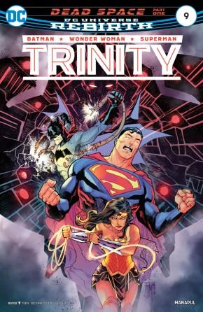 TRINITY #9 (2016 SERIES)