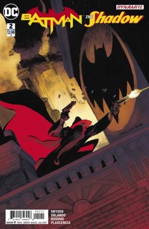 BATMAN THE SHADOW #2 (SALE VARIANT COVER)