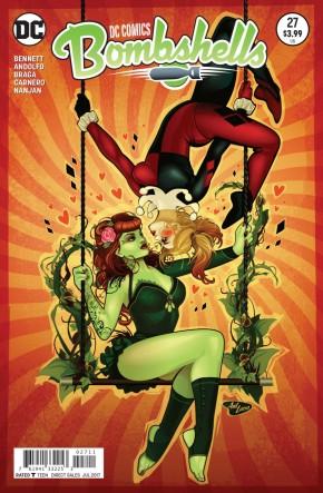 DC COMICS BOMBSHELLS #27