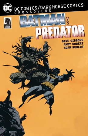 DC COMICS DARK HORSE BATMAN VS PREDATOR GRAPHIC NOVEL