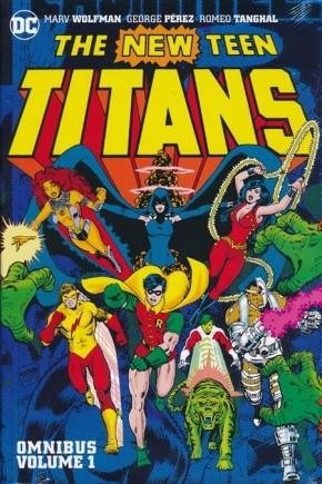 NEW TEEN TITANS OMNIBUS VOLUME 1 HARDCOVER