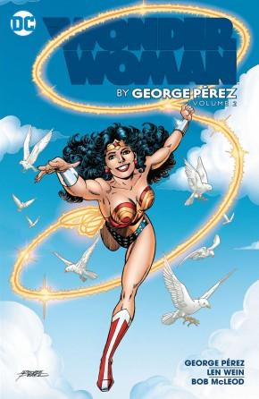 WONDER WOMAN BY GEORGE PEREZ VOLUME 2 GRAPHIC NOVEL