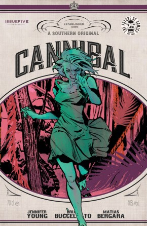 CANNIBAL #5