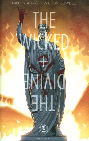 WICKED AND DIVINE 455 AD #1
