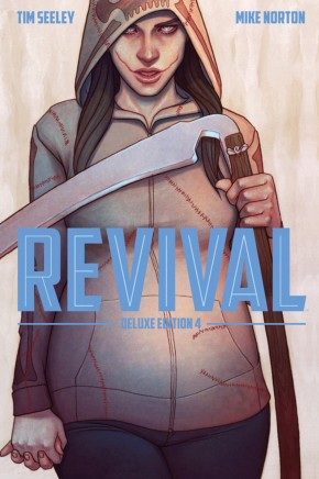 REVIVAL VOLUME 4 DELUXE COLLECTION OVERSIZED HARDCOVER